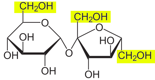 Sucrose - Common Table Sugar