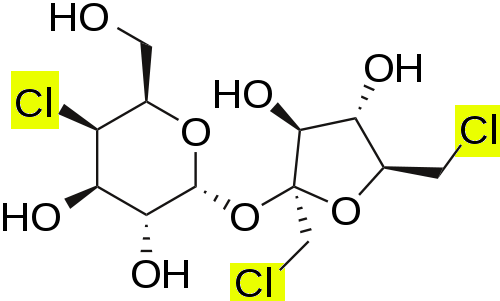 Sucralose - Artificial Sweetener (Splenda®)
